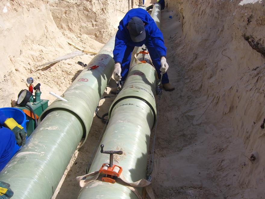 LD乐动体育官网管道-利比亚西尔特油田消防管线