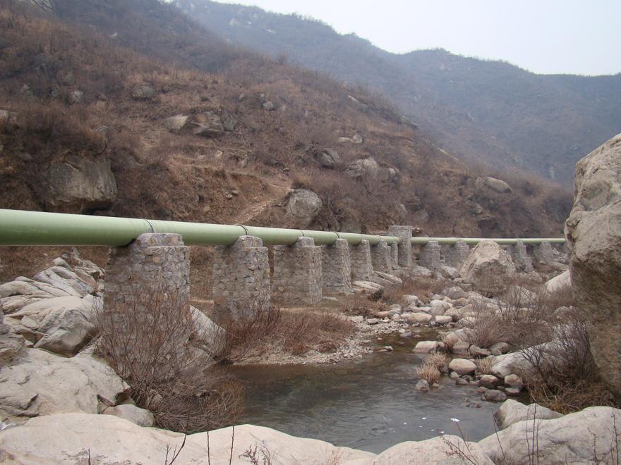 LD乐动体育官网架空管道-广水市霞家河供水工程