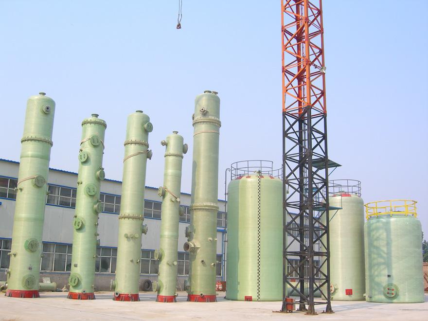 LD乐动体育官网塔器-宁夏阳光硅业有限公司1500吨-年电路级多晶硅项目